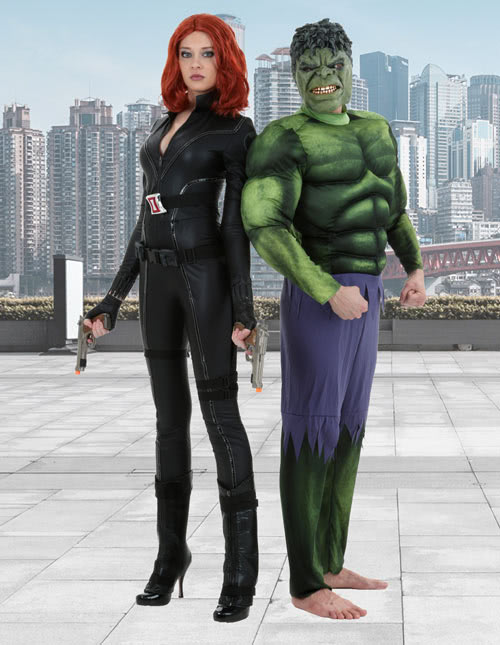Black Widow and the Incredible Hulk