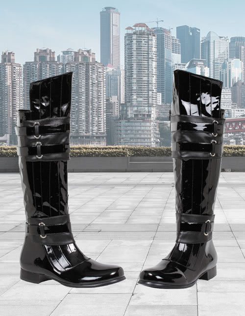Black Widow Boots