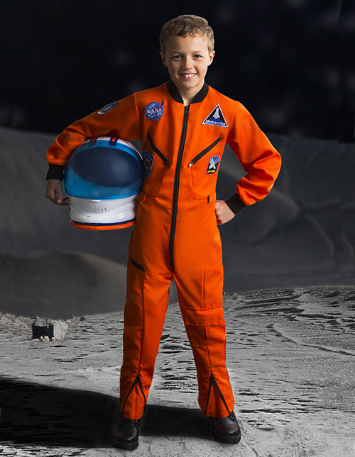 Boys' Astronaut Costumes