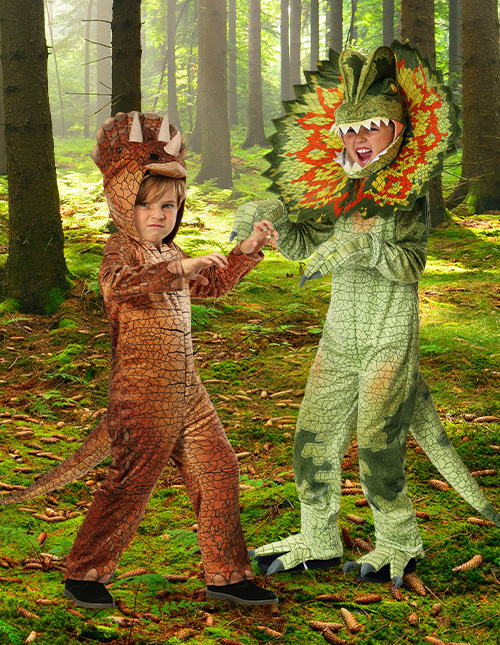 Boys' Dinosaur Costumes