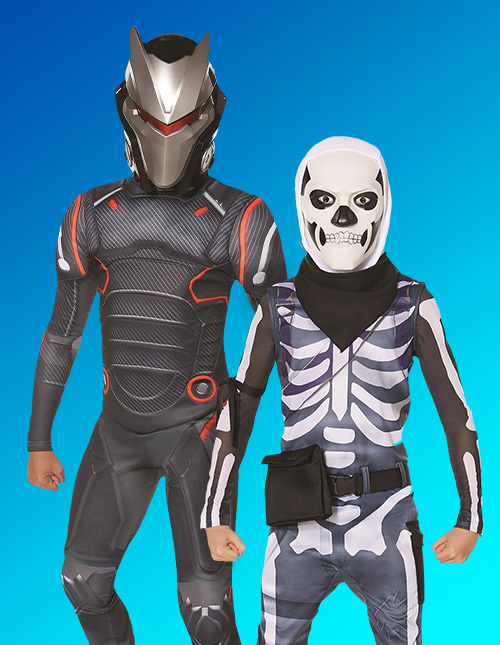 Boys' Fortnite Costumes
