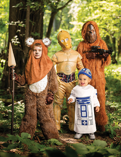 Star Wars Costumes for Boys