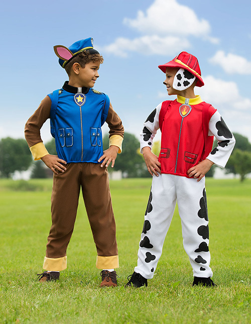 Toddler Boy Halloween Costume Ideas: Paw Patrol