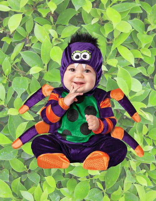 Baby Spider Costume