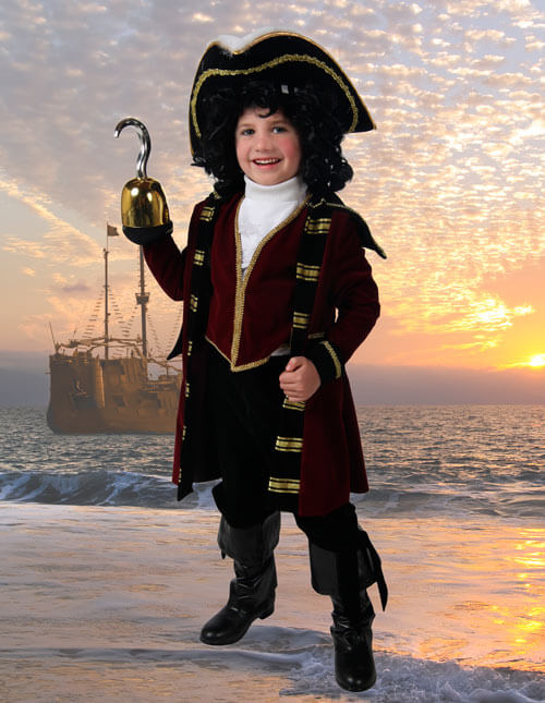Boys Captain Hook