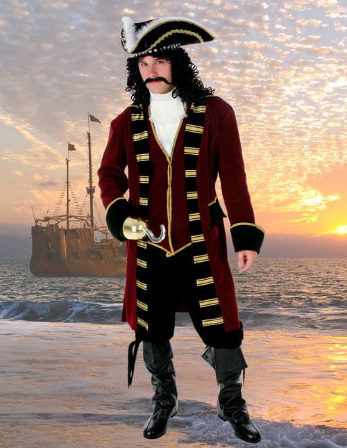 Hook Costume