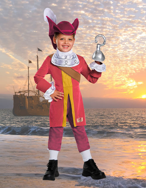 Disney Captain Hook Costume
