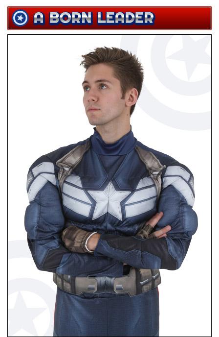 Captain America Leader