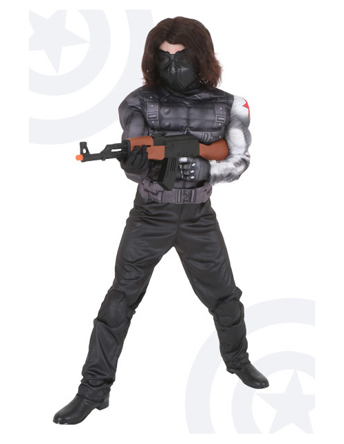 Boys' Winter Soldier Costume