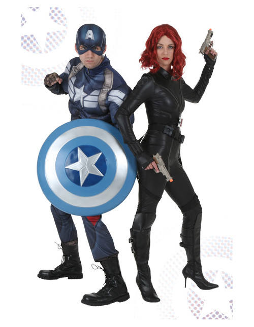 67d4f777 Captain America Costumes - Adult, Kids, Woman Captain America Costume