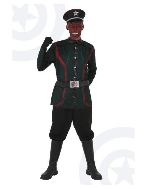 Red Skull Costume