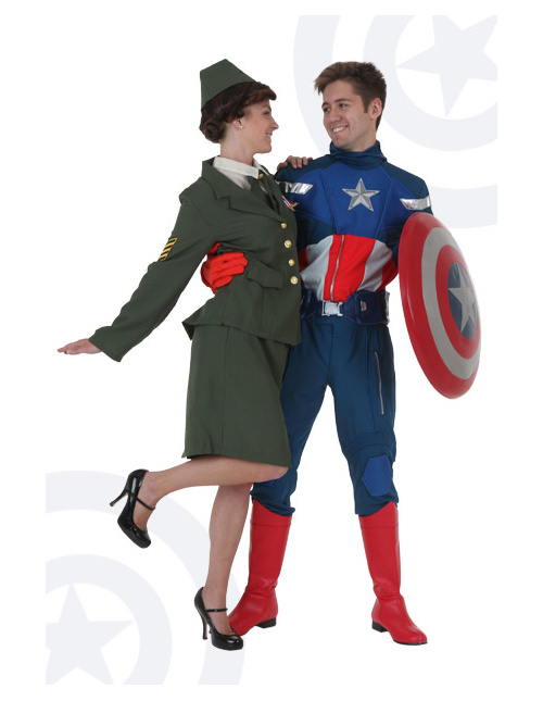 Vintage Captain America
