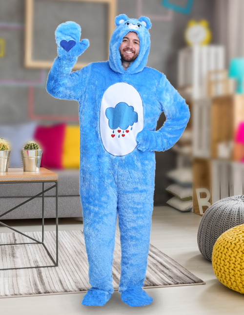 Grumpy Bear Costume for Adult