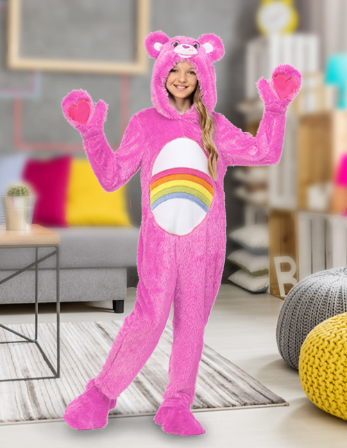 Girls' Care Bear Costume