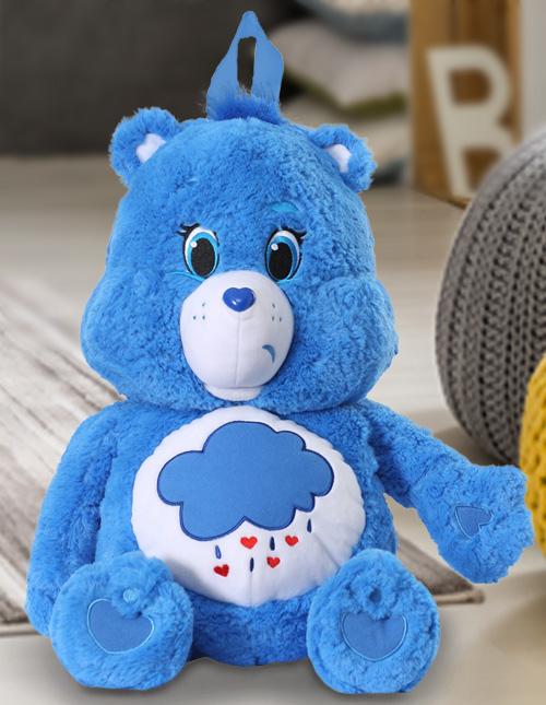 Grumpy Bear Backpack