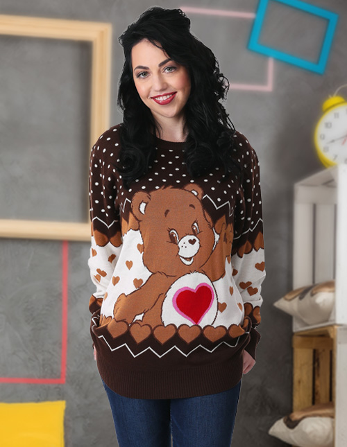 Tenderheart Bear Sweater