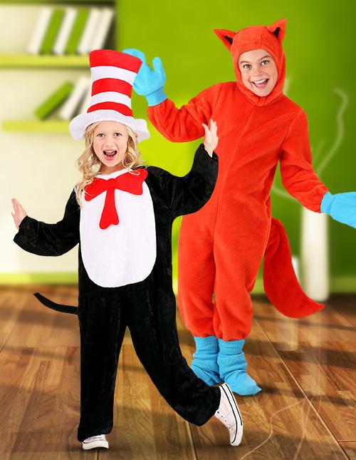 Dr. Seuss Costume Ideas
