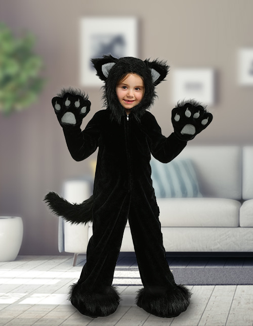 Kids' Cat Costume