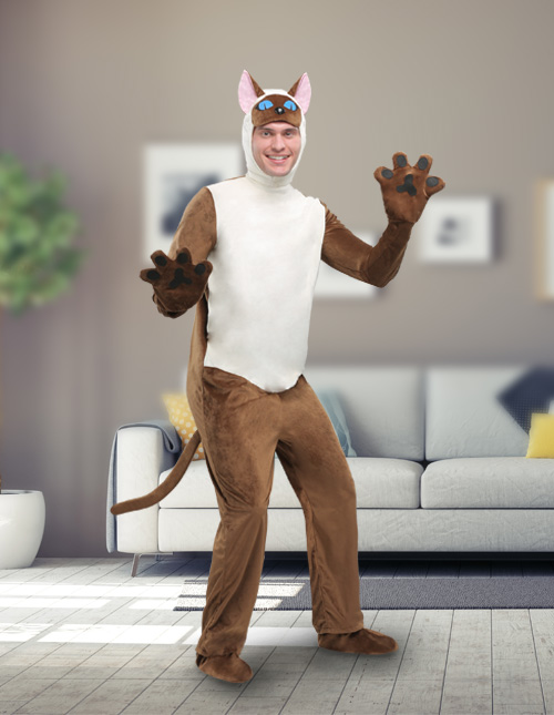 Siamese Cat Costume