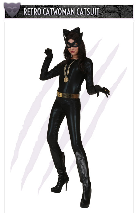 sc 1 st  Halloween Costumes & Catwoman Halloween Costumes - Sexy Catwoman Costume