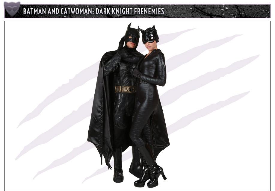 batman and catwoman dark knight