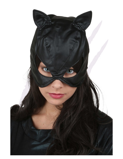 Catwoman Halloween Mask
