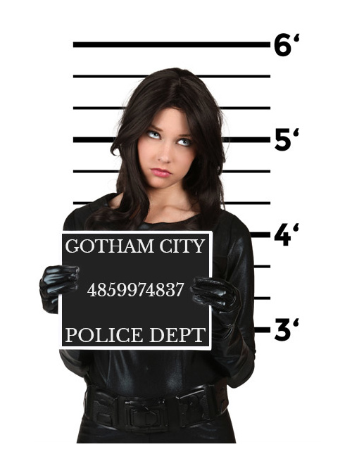 Dark Knight Catwoman