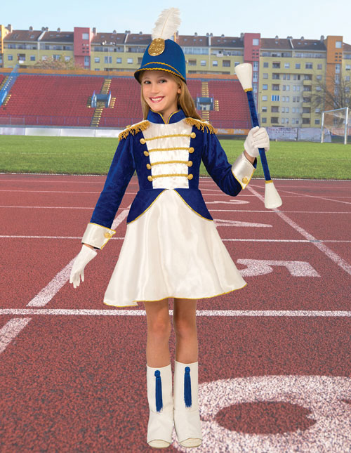 Cheerleader Costume for Halloween