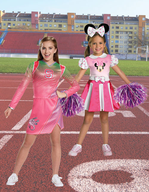Cheerleader Costumes for Kids