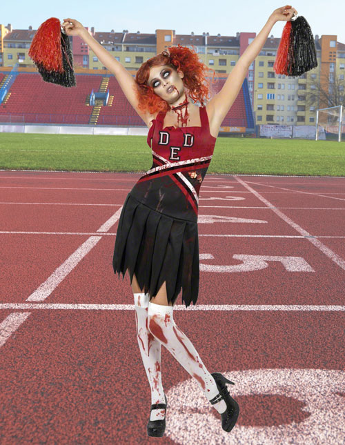 Halloween Costumes Cheerleader