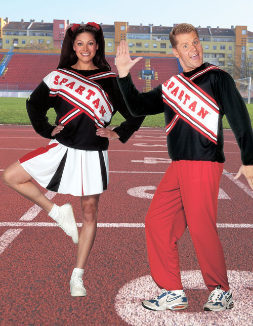 SNL Cheerleader Costumes