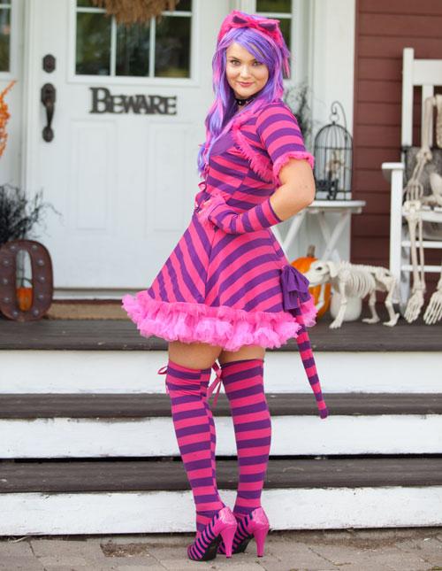 Sassy Cheshire Cat