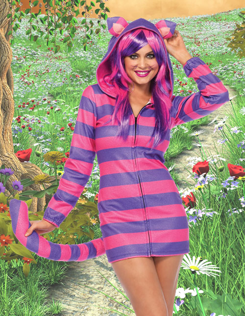 Cheshire Cat Dress Costume