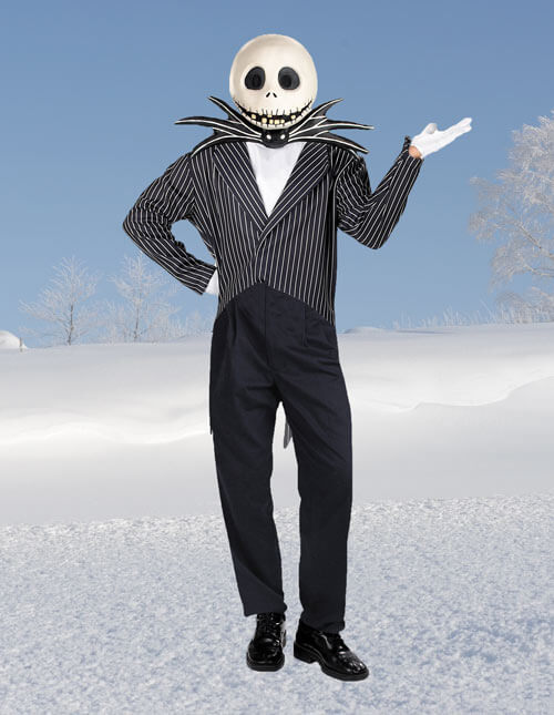 Jack Nightmare Before Christmas Costume
