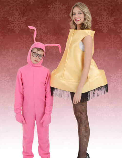 A Christmas Story Costumes for Kids and Adults
