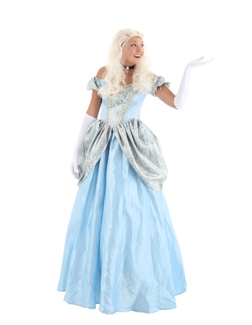 Singing Cinderella Pose
