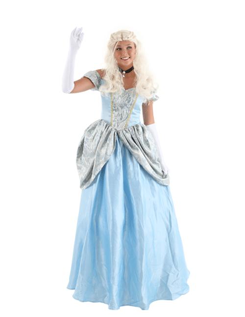 Wave Cinderella Pose