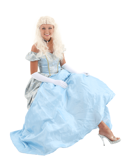 Show Off Your Shoes Cinderella Pose