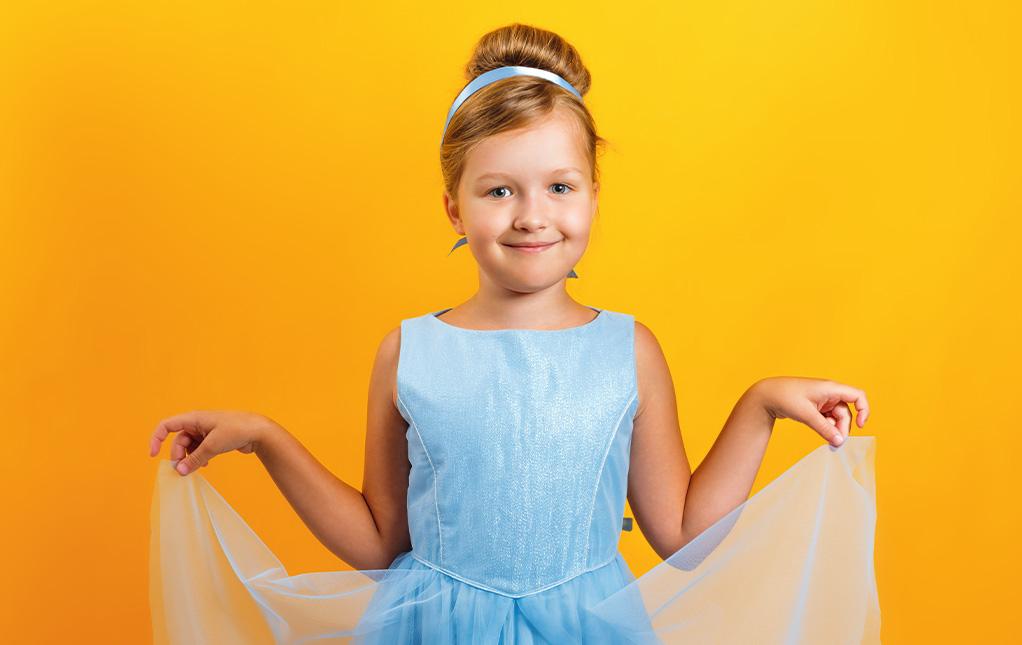 Cinderella Dress for Girls