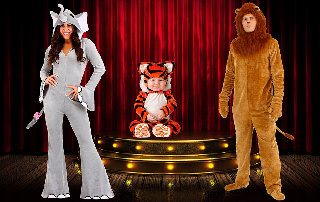 Circus Animal Costumes
