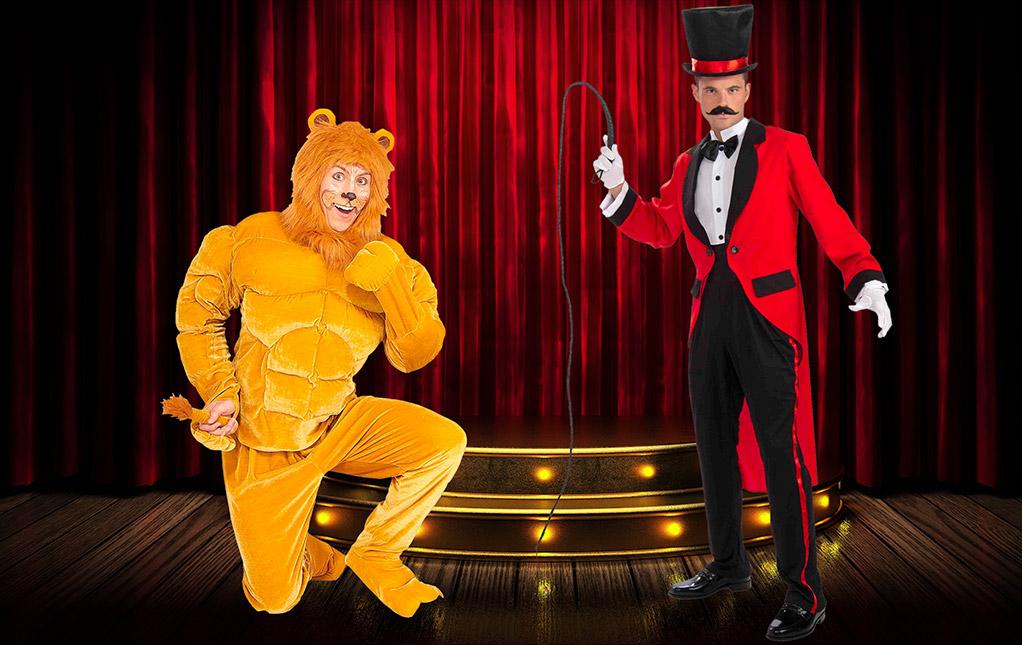 Men's Circus Costume