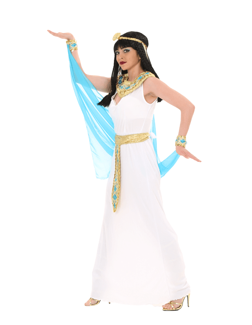 Cleopatra Walk Like an Egyptian Pose