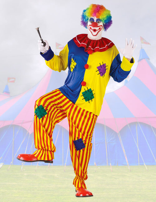 Big Top costume