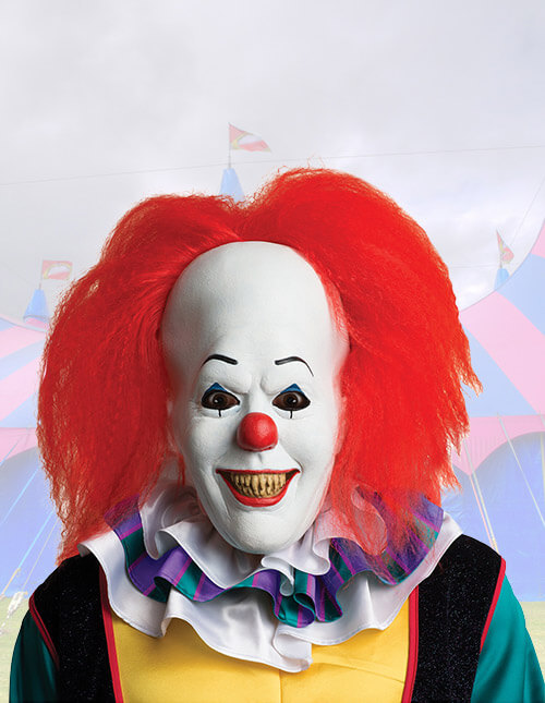 Clown Costumes - Adult, Kids Clown Costume for Halloween