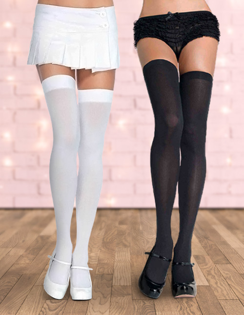 Schoolgirl Stockings