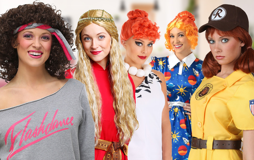 Costume Wigs for Women
