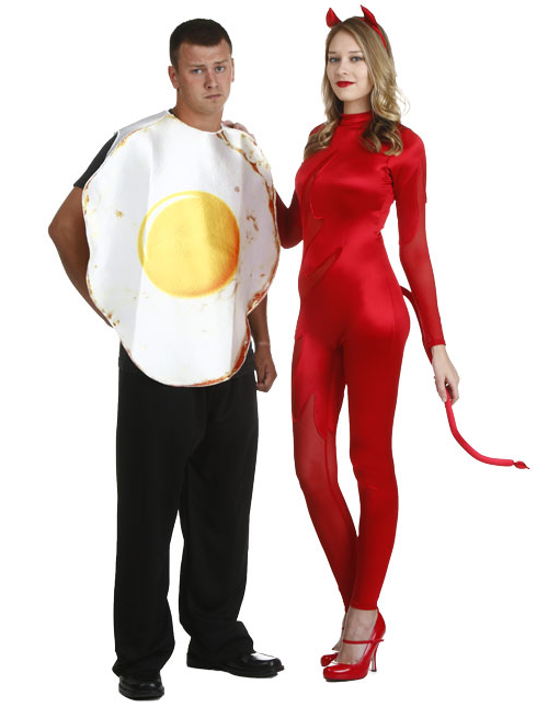 Deviled Egg Couples Costumes