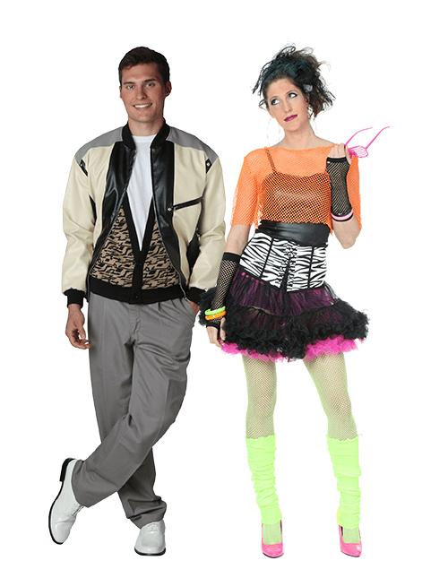 1980s Costumes