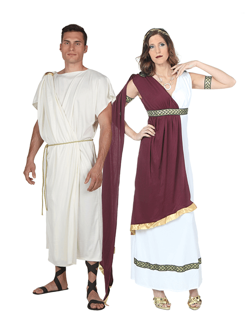 Greek Couples Costumes