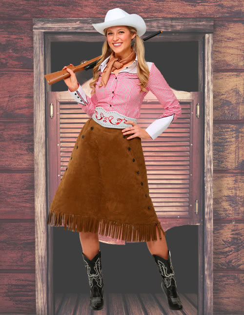 Cowgirl Dress